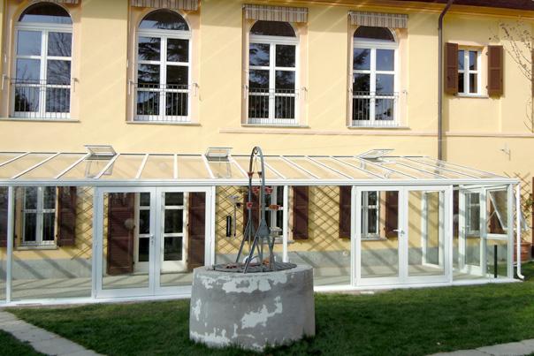 Euroserre italia verande per esterno verande da - Verande da esterno ...