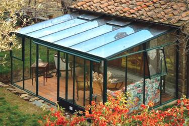 Euroserre italia verande per arredamento giardino - Verande per giardino ...